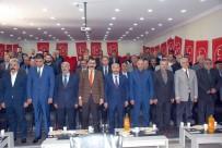 AZERI - MHP Tuşba İlçe Başkanı Yıldızbaş Güven Tazeledi