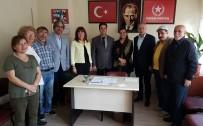 HAKKANIYET - Milletvekili Hürriyet, Vatan Partisini Ziyaret Etti