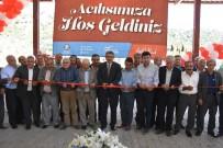 ALI YıLMAZ - Nazilli Belediyesi Kestel'e Çok Amaçlı Salon Alan Kazandırdı
