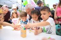 23 NİSAN ULUSAL EGEMENLİK VE ÇOCUK BAYRAMI - Nilüfer'de Çocuk Şenliği Sevinci