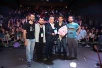 KÜRŞAT ÖZDEMİR - Nilüfer Liselerarası Müzik Yarışmasına Pinhani Damga Vurdu