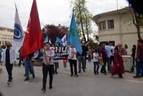 MATEM - Orhun Derneği, 3 Mayıs Türkçülük Günü'nün 72. Yıldönümü İçin Yürüdü