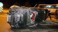 KAYGıSıZ - Tire'de Feci Kaza Açıklaması 1 Ölü, 5 Yaralı