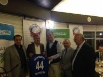 UĞUR POLAT - Yalçın Çetin Açıklaması 'Evkur Yeni Malatyaspor Şampiyonluğa Yakın'