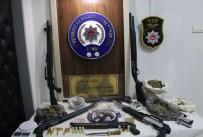ÖZEL HAREKAT POLİSLERİ - 3 İlde Bin 200'Ü Aşkın Polisle Büyük Operasyon Açıklaması 132 Gözaltı