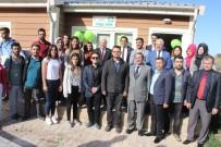 MUSTAFA TALHA GÖNÜLLÜ - Adıyaman Üniversitesinde Yeşil Oda