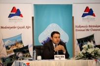 CEMİL MERİÇ - Ağrı Valisi Musa Işın Ve Rektör Prof. Dr. Abdulhalik Karabulut Üniversite Öğrencileriyle Buluştu