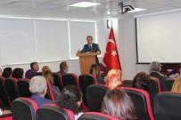NECDET ÜNÜVAR - AK Parti'li Ünüvar Açıklaması 'Yeni Sistemde Çalışmayana İktidar Yok'