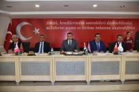 ADEM MURAT YÜCEL - Alanya Belediyesi 2016 Yılı Faaliyet Raporu Meclisten Geçti