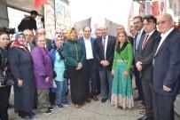 ÜLKÜCÜLER - Alparslan Türkeş, 20. Ölüm Yıl Dönümünde Balıkesir'de Anıldı