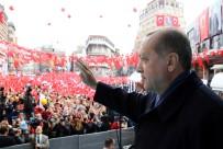 FATIH SULTAN MEHMET KÖPRÜSÜ - Alparslan Türkeş'i Unutmadı