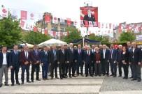 MEHMET AKıN - Alparslan Türkeş, Ölümünün 20'Nci Yılında Salihli'de Anıldı