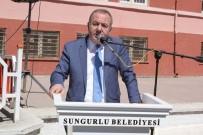 Alparslan Türkeş Sungurlu'da Dualarla Anıldı