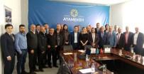 İŞ GÖRÜŞMESİ - Antalya OSB Kazakistan'ta 60 Firma İle Görüştü