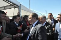 KAFKAS ÜNİVERSİTESİ - Bakan Arslan Ve Eroğlu, Kars'ta 231 Milyon Liralık Yatırımın Temelini Attı