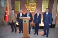 TURGAY ALPMAN - Bakan Arslan Ve Eroğlu'nun Iğdır Ziyareti