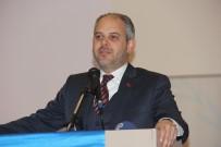 EROL AYYıLDıZ - Bakan'dan Göztepe Ve Karşıyaka Statlarına İlişkin Açıklama