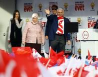 DEMOKRASİ NÖBETİ - Başbakan Yıldırım Açıklaması 'CHP Sana Yakışır Mı HDP'nin Kuyruğuna Takılıp Hayır Kampanyası Yapmak?'