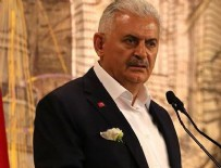 METIN ŞENTÜRK - Başbakan Yıldırım: 'evet' de çıksa 'hayır' da çıksa başımızın üstünde yeridir