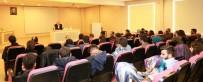 DEMOKRATİKLEŞME - Başkan Sekmen Genç İletişimcilere Yeni Hükümet Sistemi'ni Anlattı