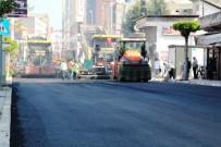 ULU CAMİİ - Başkan Seyfi Dingil 20 Yıldır İhmal Edilmiş Yollara Neşter Vurdu
