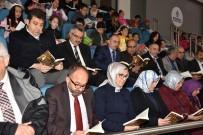 HÜSEYİN ÜZÜLMEZ - Başkan Üzülmez Ve Milletvekili Katırcıoğlu Kitap Okudu
