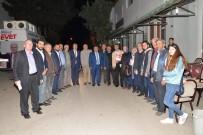 HALIL ELDEMIR - Bilecik'te AK Parti Referandum Çalışmaları Aralıksız Devam Ediyor