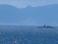 CEBELITARıK - Cebelitarık hükümeti duyurdu: İspanyol gemisi kara sularımıza girdi