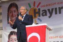 DEVLET MEMURU - Deniz Baykal Konya'da Referandum Çalışmasına Katıldı