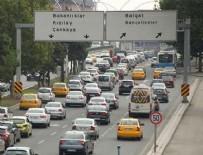 BAHRİYE ÜÇOK - Ankara'da bugün bu yollar kapalı
