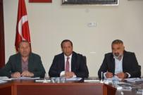 MECLİS BAŞKANLIĞI - Dilovası'nda Nisan Ayı Meclis Toplantısı Yapıldı