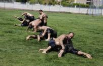 KEMAL YıLMAZ - Döşemealtı Güreş Takımı Yağlı Antrenmanlara Başladı