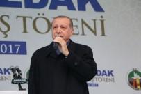 Erdoğan'dan Kılıçdaroğlu'na 'Hakkari' Hatırlatması
