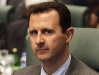 BEŞAR ESAD - Katil Esad'a İspanya'dan şok karar