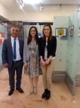 FARKINDALIK GÜNÜ - ESOGÜ Hastanesi'nde Otizmli Çocukların Eserleri Sergileniyor