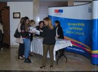 BEHZAT UYGUR - Gaziantep AB Bilgi Merkezi Mart Ayında Da AB'yi Tanıttı