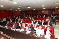 BELEDİYE ENCÜMENİ - Gebze'de Nisan Ayı Meclis Toplantısı Yapıldı