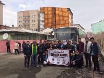 TUZLA BELEDİYESİ - Gençlik Buluşmasına Katılan 40 Genç Geri Döndü