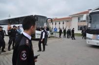 EDİRNE VALİLİĞİ - Göçmenlerin Arasında Yurt Dışına Kaçarken Yakalandılar