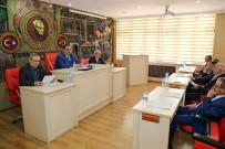 MUSTAFA PALA - Gümüşhane İl Genel Meclisi'nin Nisan Ayı Toplantıları