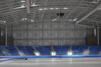 BUZ PATENİ - Güney Kore 2018 Kış Olimpiyatlarına Hazırlanıyor