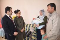 AHMET ÖZKAN - Hasköy'de 'Hoş Geldin Bebek' Projesi