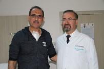 LOKMAN HEKIM - Iraklı Hasta Van'da Şifa Buldu