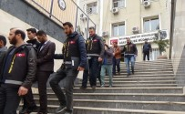 SUÇ ÖRGÜTÜ - İstanbul'da Suç Örgütüne Operasyon Açıklaması 12 Gözaltı