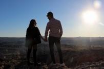 YABANCI TURİST - Kapadokya'da Gün Batımını 2016 Yılında 1 Milyon Turist İzledi