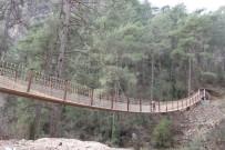 Kapıkaya Kanyonu İle Varda Köprüsü Birbirine Bağlandı
