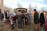 MEHMET NURİ ÇETİN - Kaymakam Çetin'den Örnek İmama Ziyaret
