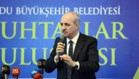 Kurtulmuş'tan CHP'li Bozkurt'a: Haddini bil, edepsizlik yapma