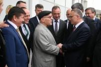 SOSYAL GÜVENLİK REFORMUNU - Maliye Bakanı Naci Ağbal 16 Nisan Referandumu İle İlgili Olarak Açıklaması