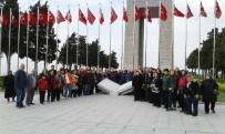 ÇANAKKALE ŞEHITLERI - Maltepeliler Çanakkale Turunda